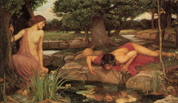 John_William_Waterhouse_Echo_And_Narcissus